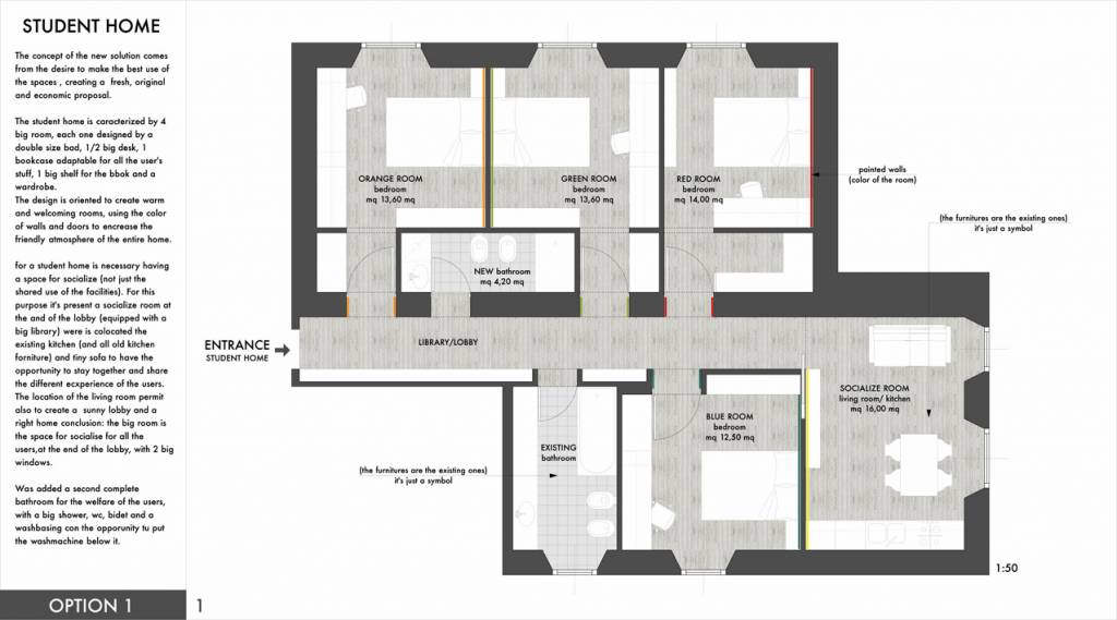 Progetto casa piccola good arredare spazi piccoli with for Progetto casa piccola