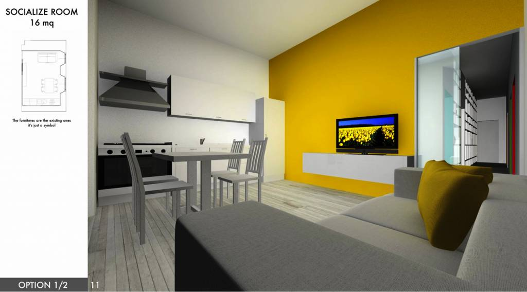 20 idee per arredare un appartamento per studenti for Arredare appartamento