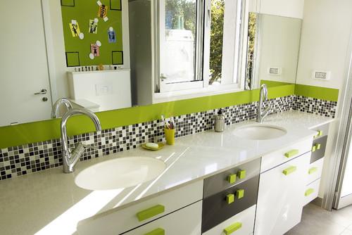 4 modi per rinnovare il bagno senza bisogno di fare lavori fotogallery idealista news - Rinnovare il bagno senza rompere ...