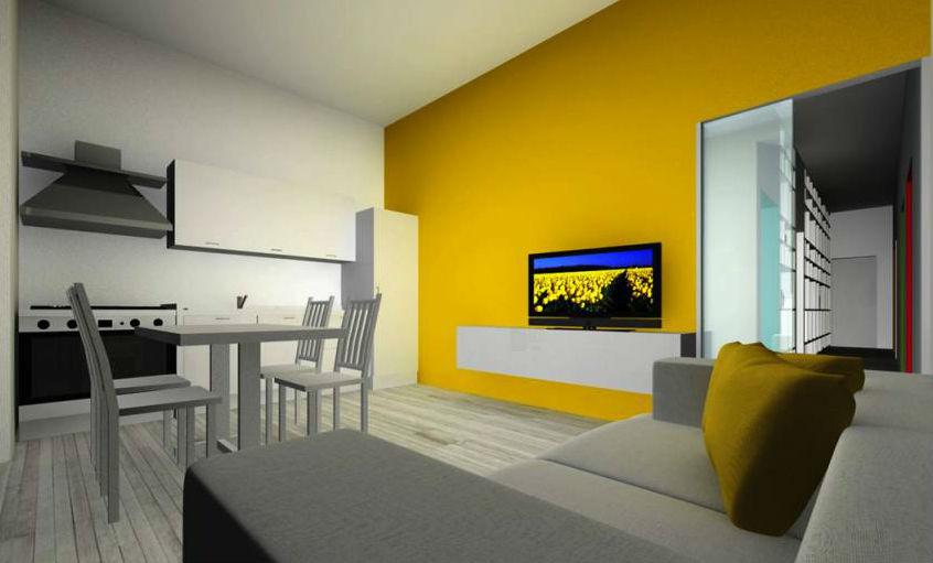 20 idee per arredare un appartamento per studenti spendendo poco fotogallery idealista news - Idee per ristrutturare un appartamento ...