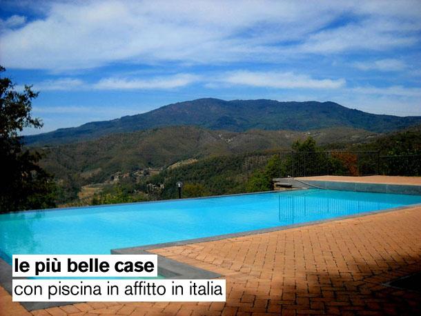 Le pi belle case con piscina in affitto in italia spagna e portogallo fotogallery - Affitto casa con piscina ...