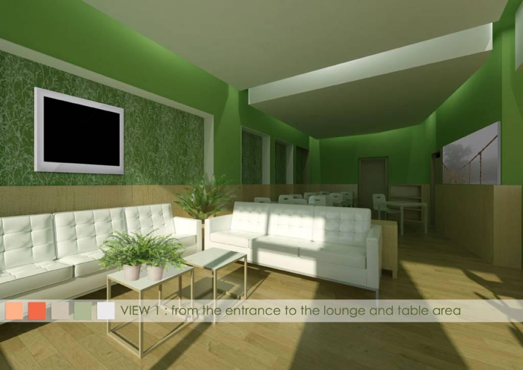 12 idee per rinnovare un appartamento con tocchi di design for Ufficio architetto design