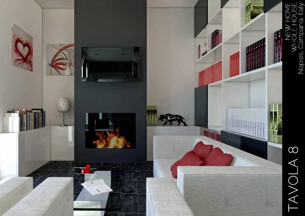 22 idee per cambiare completamente il volto di una casa for Arredo interni idee