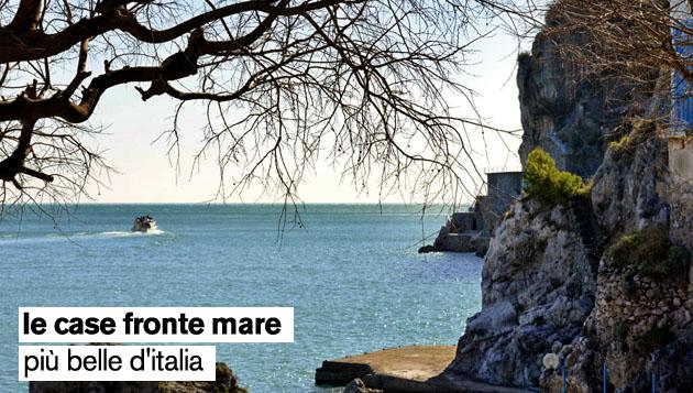 Le pi belle case fronte mare in affitto in italia spagna for Le case piu belle arredate