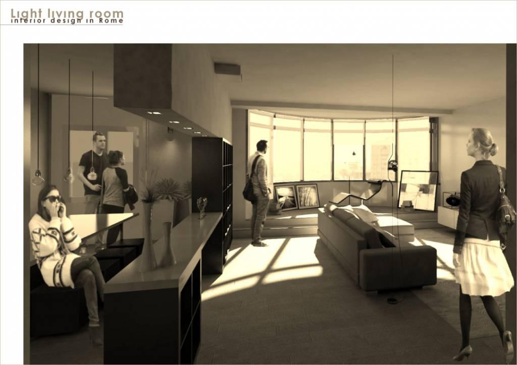 8 fantastici progetti si sfidano sull\'arte di arredare il soggiorno ...