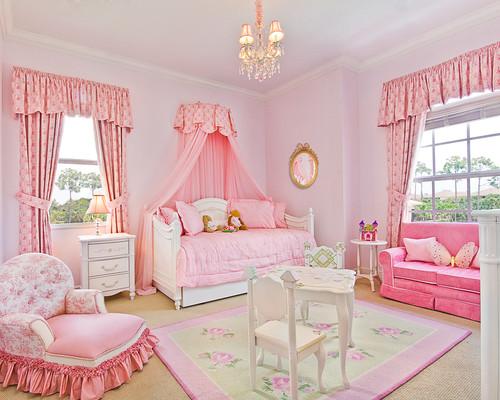 10 modi eccentrici di decorare le stanze delle principesse ...