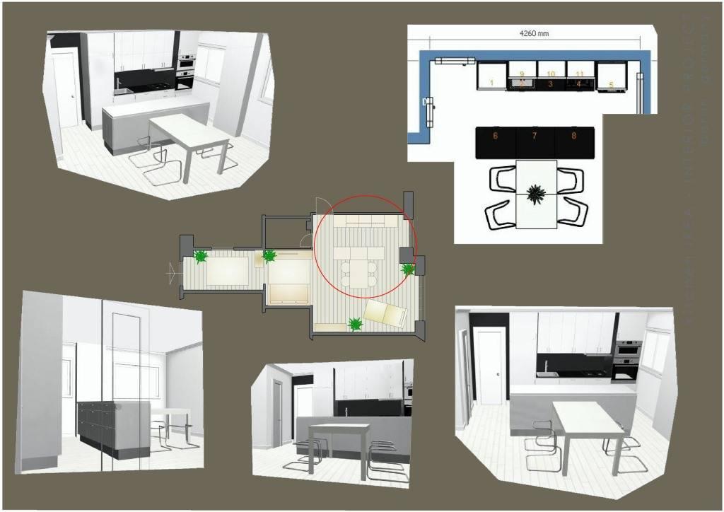 Come rifare la cucina con il planner di ikea e trasformarla in una zona di relax (fotogallery ...