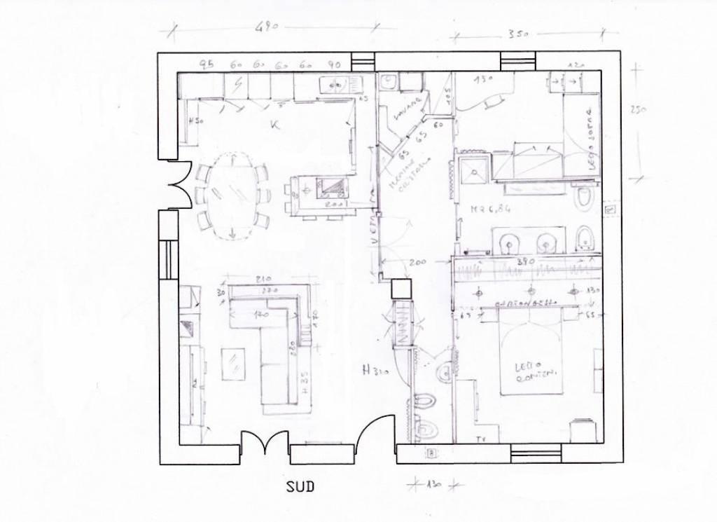 22 idee per cambiare completamente il volto di una casa for Come ottenere le planimetrie di una casa