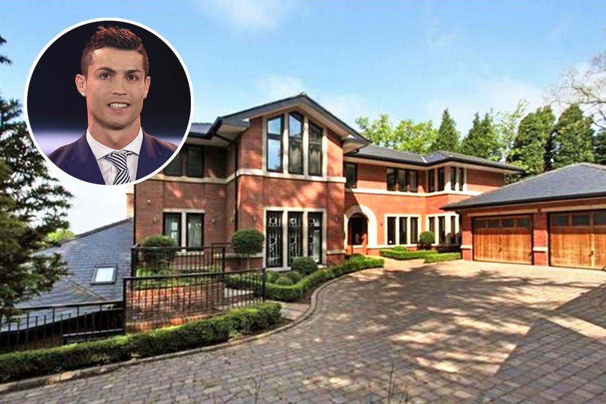 Cristiano ronaldo compra casa a madrid video idealista - Fotos de la casa de cristiano ronaldo ...