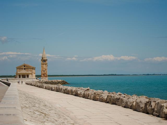una veduta di caorle. foto: iesse (flickr.com cc)