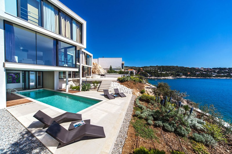 golden rays villa 3, croazia