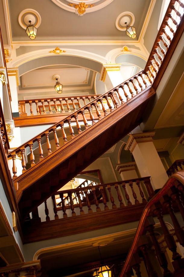 Il miglior hotel termale d'europa in un antico palazzo portoghese (fotogallery)