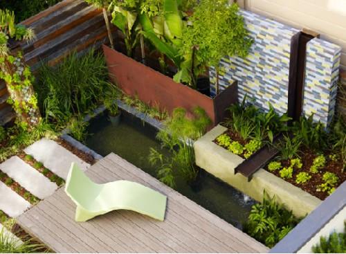 Idee Per Il Giardino Piccolo : Idee per decorare un giardino di piccole dimensioni