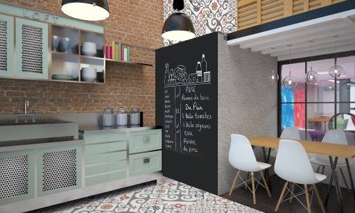 Ristrutturazione totale da loft fatisciente a casa perfetta per