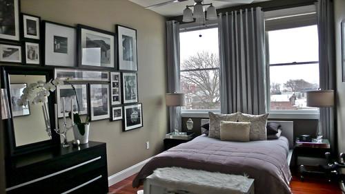12 idee di decorazione per chi ha una camera da letto di - Sognare scale mobili ...