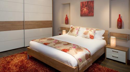 Idee utili per arredare una stanza da letto piccola - Idee per decorare una stanza ...