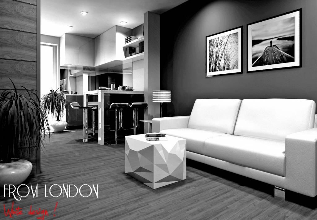 8 idee per ristrutturare a basso costo un appartamento in for Design basso costo