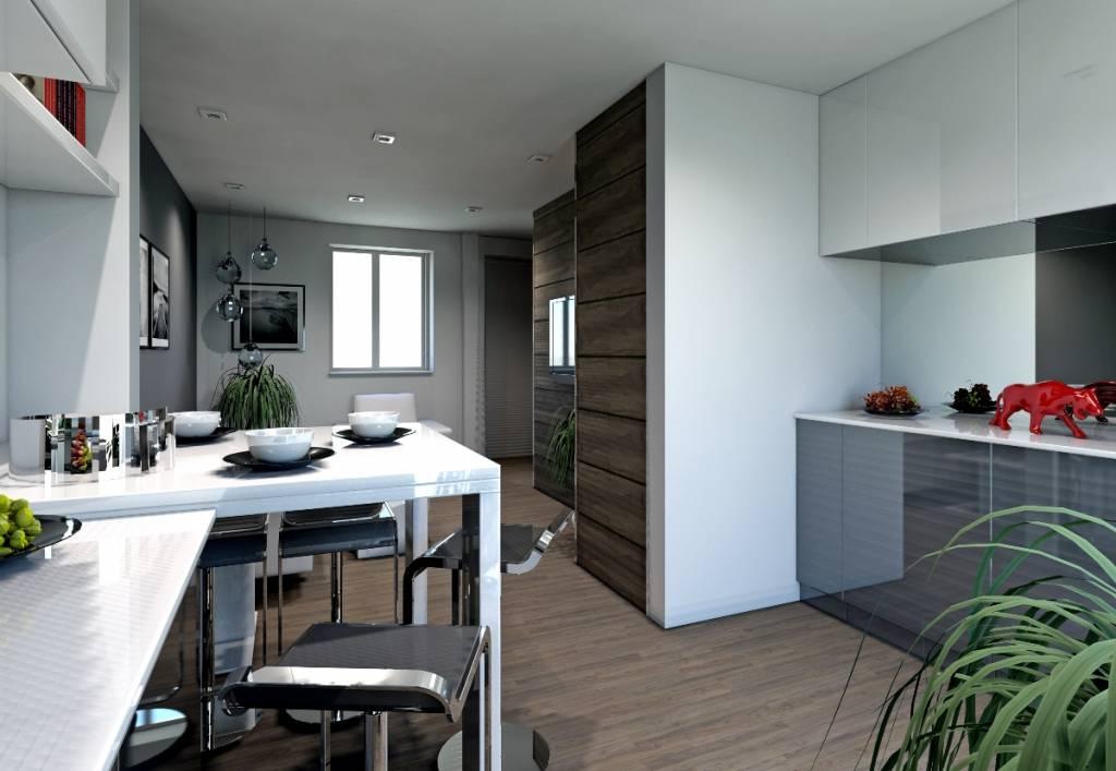 8 idee per ristrutturare a basso costo un appartamento in for Case di architetti moderni