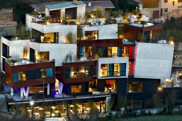 hotel viura, paesi baschi
