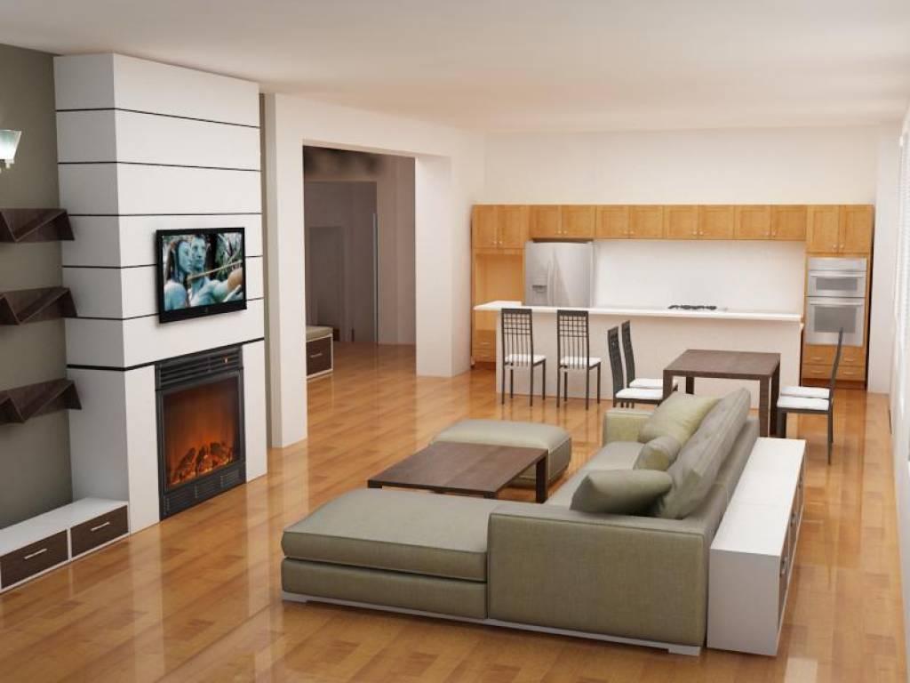 Come rinnovare un appartamento con un piccolo budget for Idee per arredare il salone
