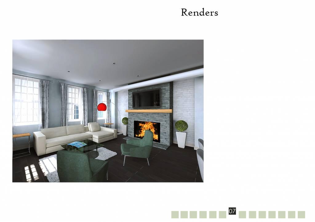 come rinnovare un appartamento con un piccolo budget (fotogallery ... - Cucina E Soggiorno Unico Ambiente Piccolo