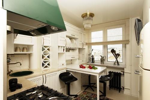Idee Per Piccole Cucine.10 Idee Per Decorare Una Cucina Di Piccole Dimensioni