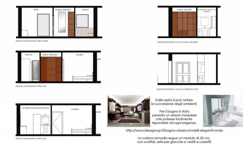 Progetta la tua camera inoltre si potr completare il for Progetta le mie planimetrie del bagno