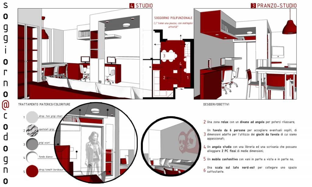 20 idee per arredare il tuo soggiorno (fotogallery) ? idealista/news - Zona Studio Nel Soggiorno 2