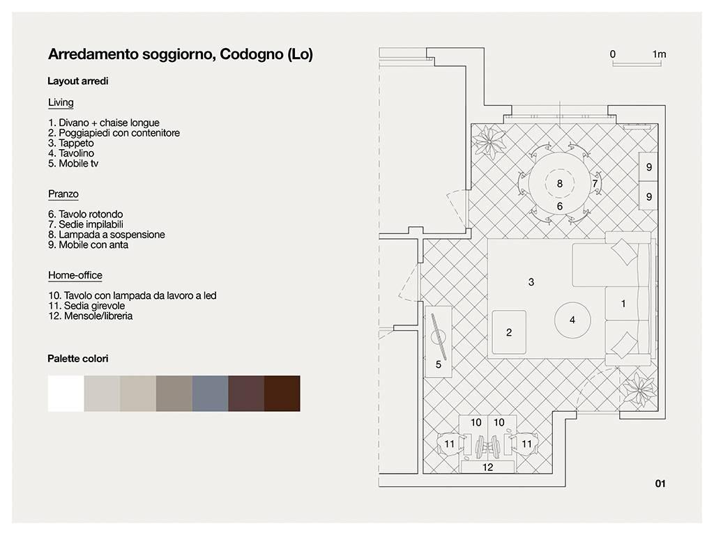 20 idee per arredare il tuo soggiorno fotogallery for Progetto soggiorno