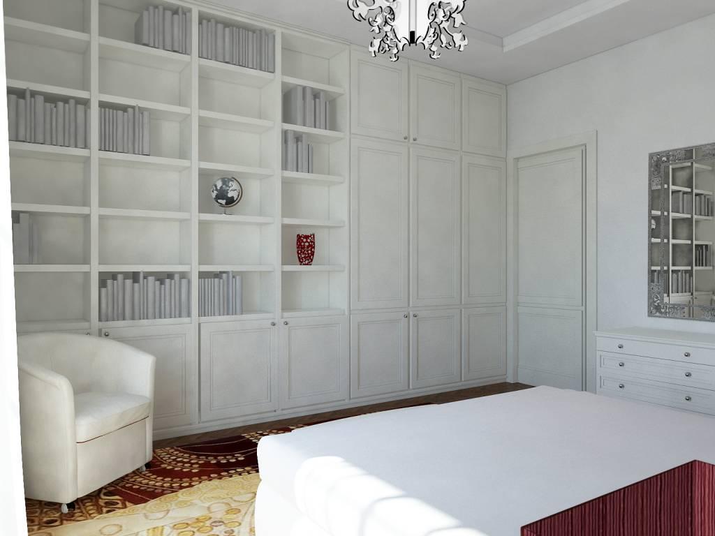 Progetti Camere Da Letto Con Cabina Armadio : Progetti per rinnovare la tua camera da letto fotogallery