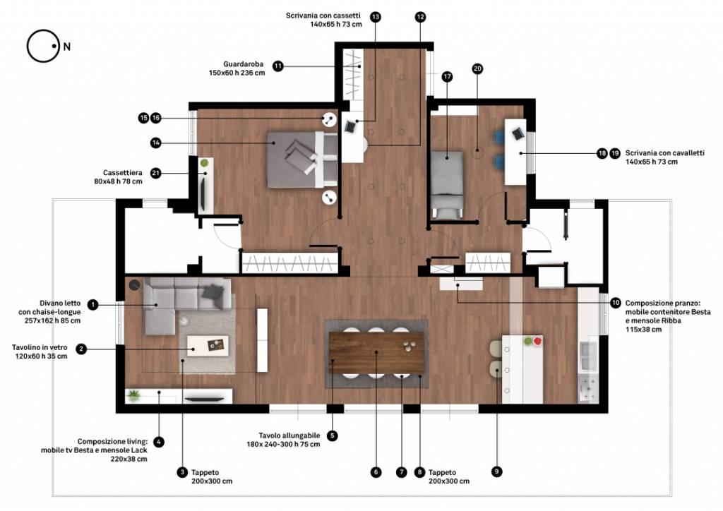 17 modi per rinnovare il proprio salotto con 500 euro for Design semplice del garage