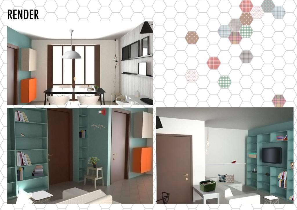 Arredare piccoli spazi idee stile praticit e funzionalit - Lavorare in cucina ...