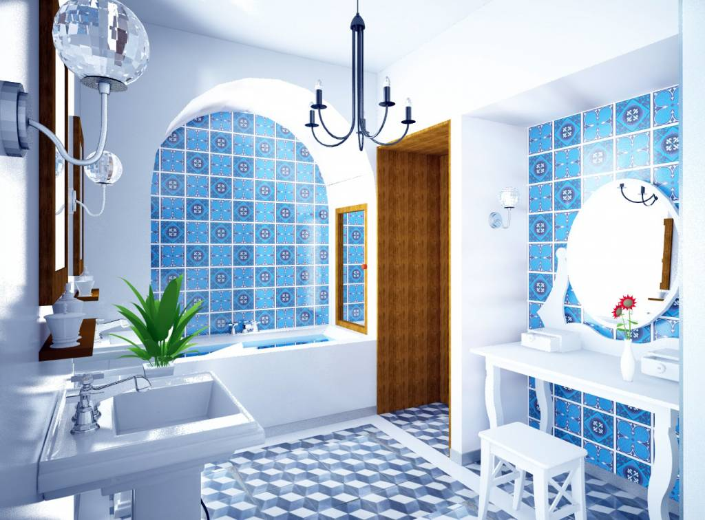 11 progetti per rinnovare la tua camera da letto - Bagno camera da letto ...