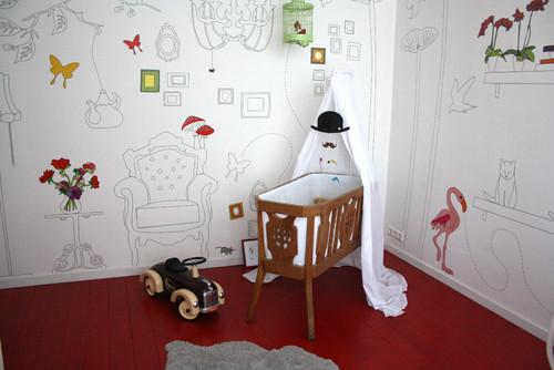 12 idee colorate per arredare la stanza dei bambini - Sognare scale mobili ...