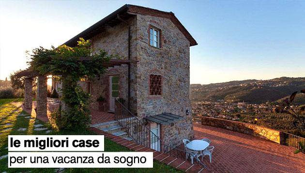 Le migliori case per una vacanza da sogno in italia for Le migliori case costruite