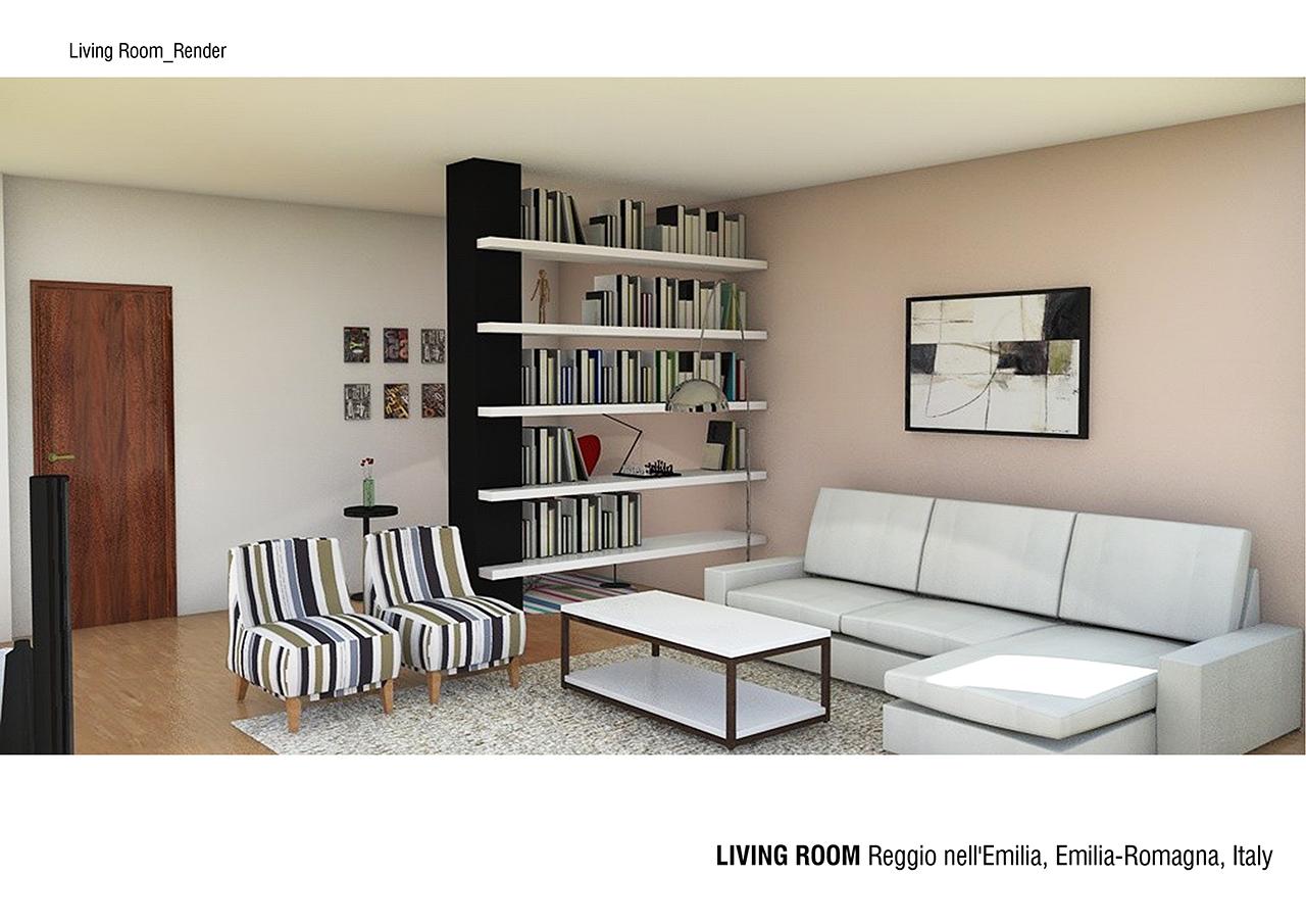 Gallery of idee per rinnovare il tuo salotto in maniera for Arredamento casa economico milano