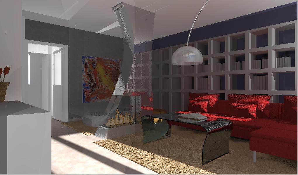 16 idee per rinnovare il tuo salotto in maniera economica - Pitturare il soggiorno ...