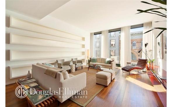 Ricky martin mette in vendita il suo appartamento di for Case in vendita new york manhattan