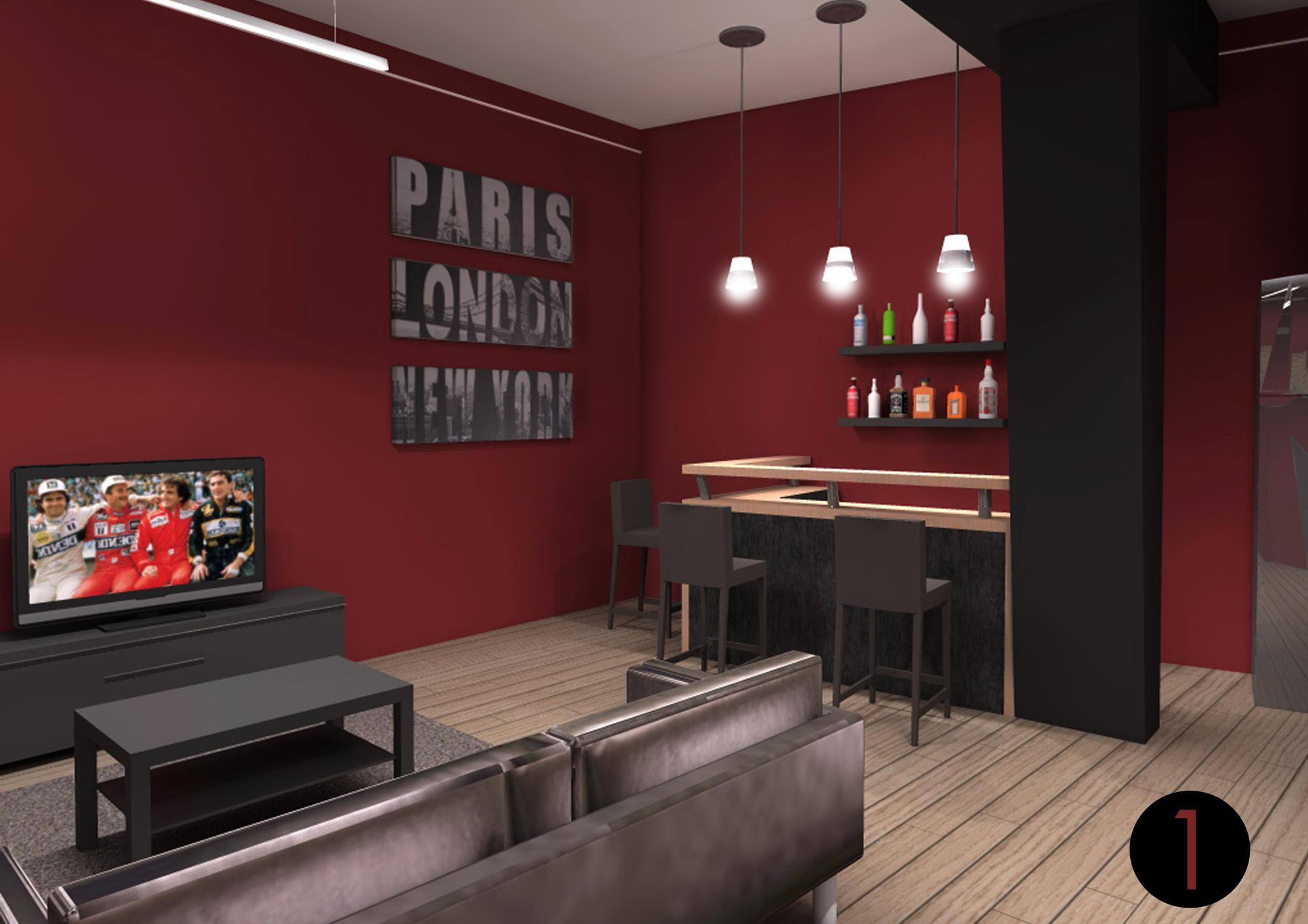 Design interni casa cheap pitture d interni immagini for Arredamento a poco prezzo