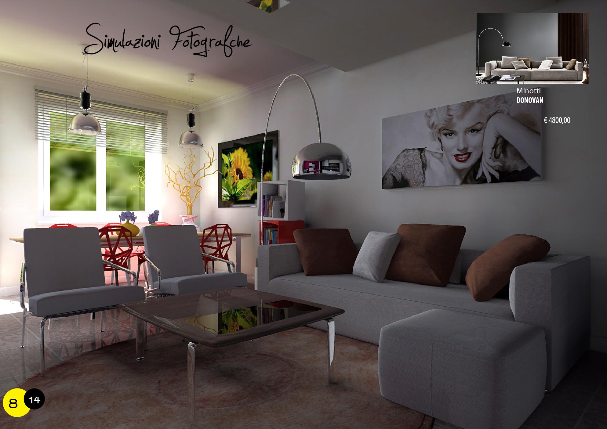 14 idee per scegliere gli arredi perfetti per la tua casa - Arredo interni idee ...