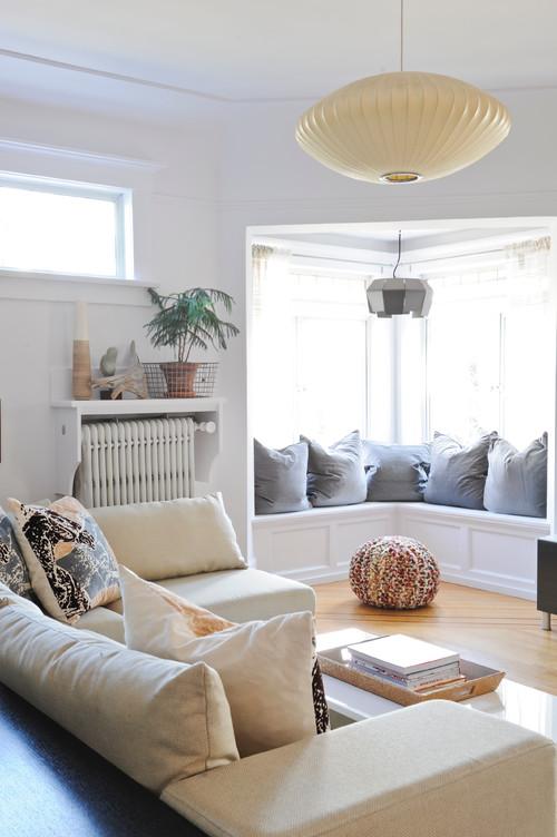 10 idee per nascondere un termosifone e trasformarlo in un for Mensola sopra letto