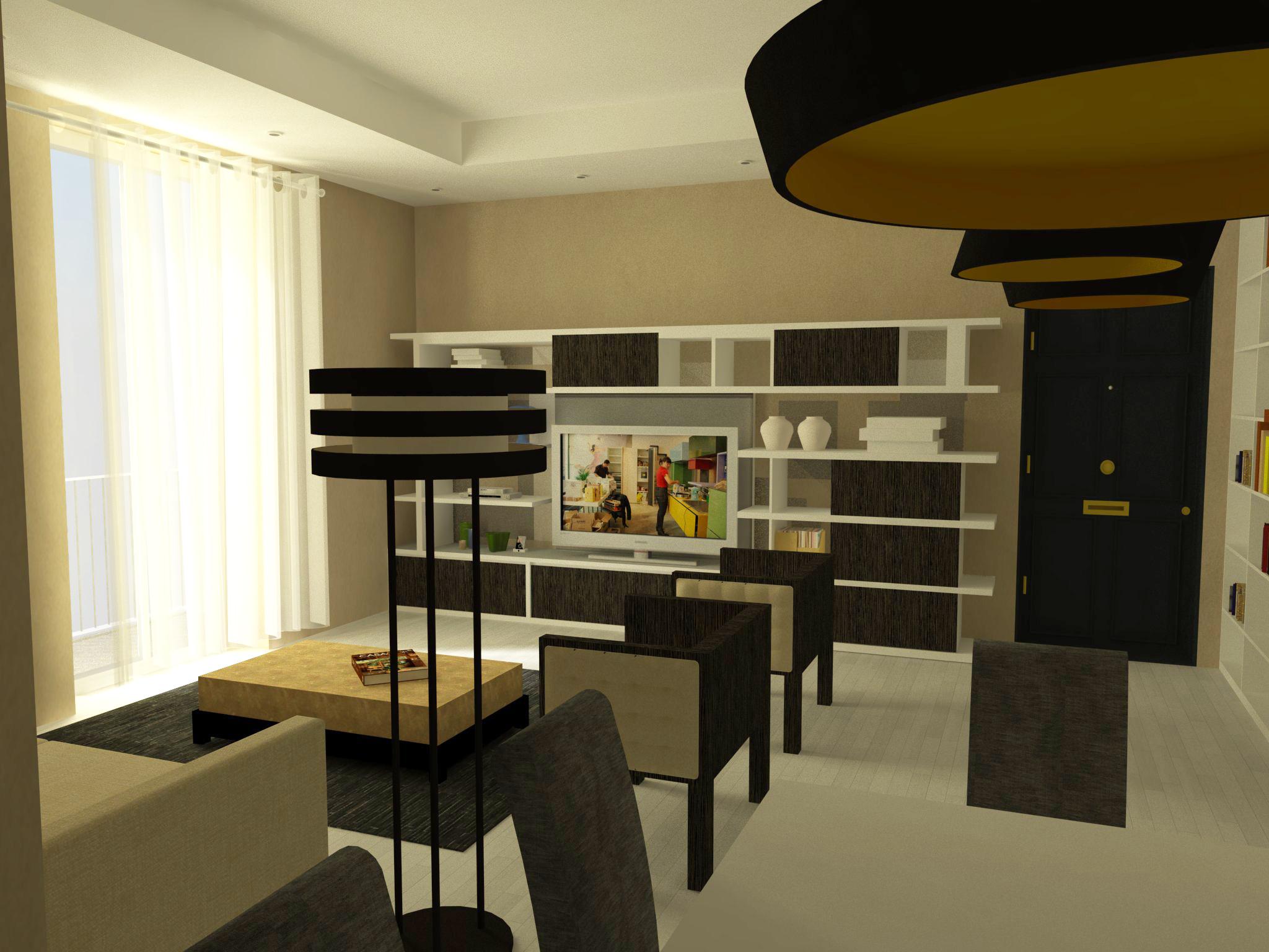 15 idee per ristrutturare un appartamento da cima a fondo for Idee appartamento
