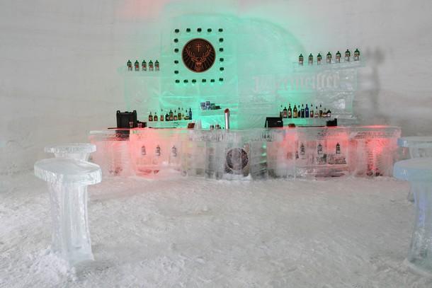 montréal ice hotel
