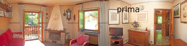 Come arredare una casa di montagna fotogallery - Arredare casa in montagna ...