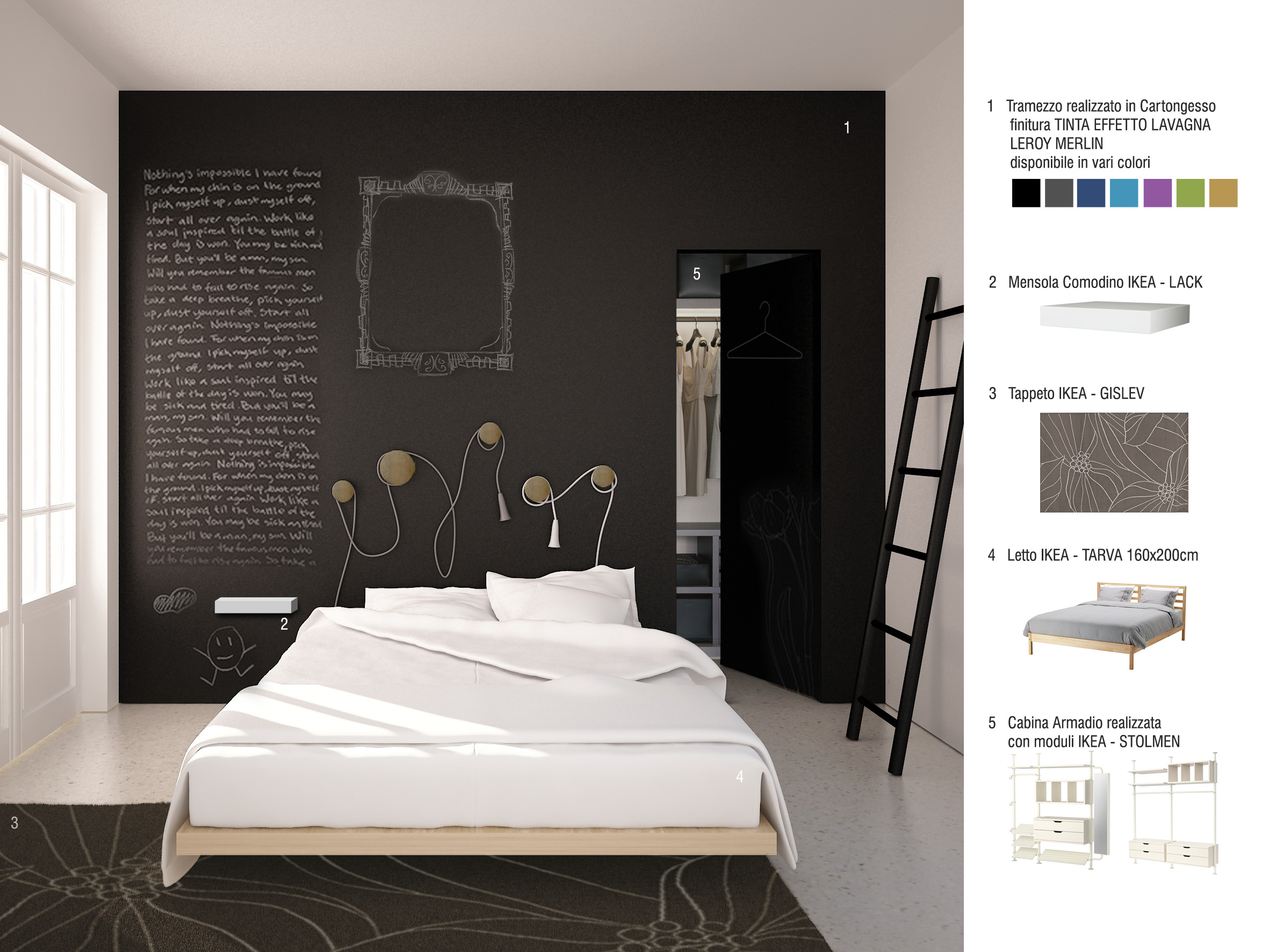 10 modi per realizzare una cabina armadio low cost fotogallery idealista news for Idee armadio camera da letto
