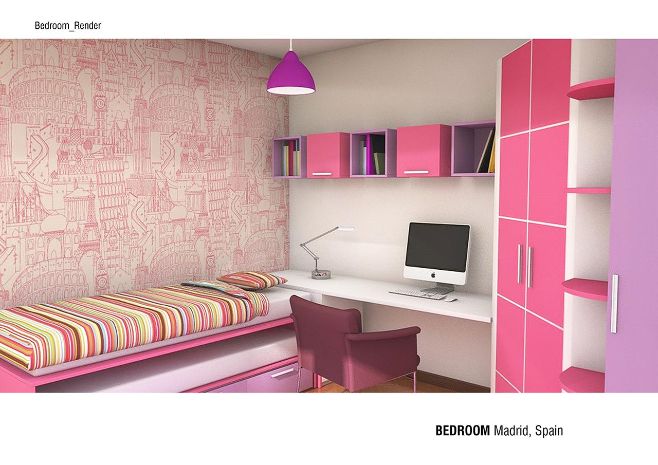 9 proposte per arredare la stanza da letto dei bambini for Camera da letto in spagnolo