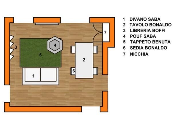 9 idee per arredare il soggiorno e renderlo accogliente e for Arredare casa con 10000 euro