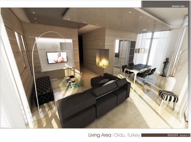 11 idee per creare un 39 accogliente area living fotogallery for Progettare un salone