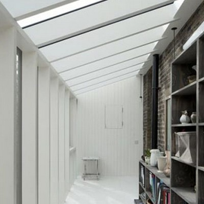 A londra c 39 una casa che abbraccia un albero un esempio di perfetta fusione tra architettura e - Madi casa pieghevole ...