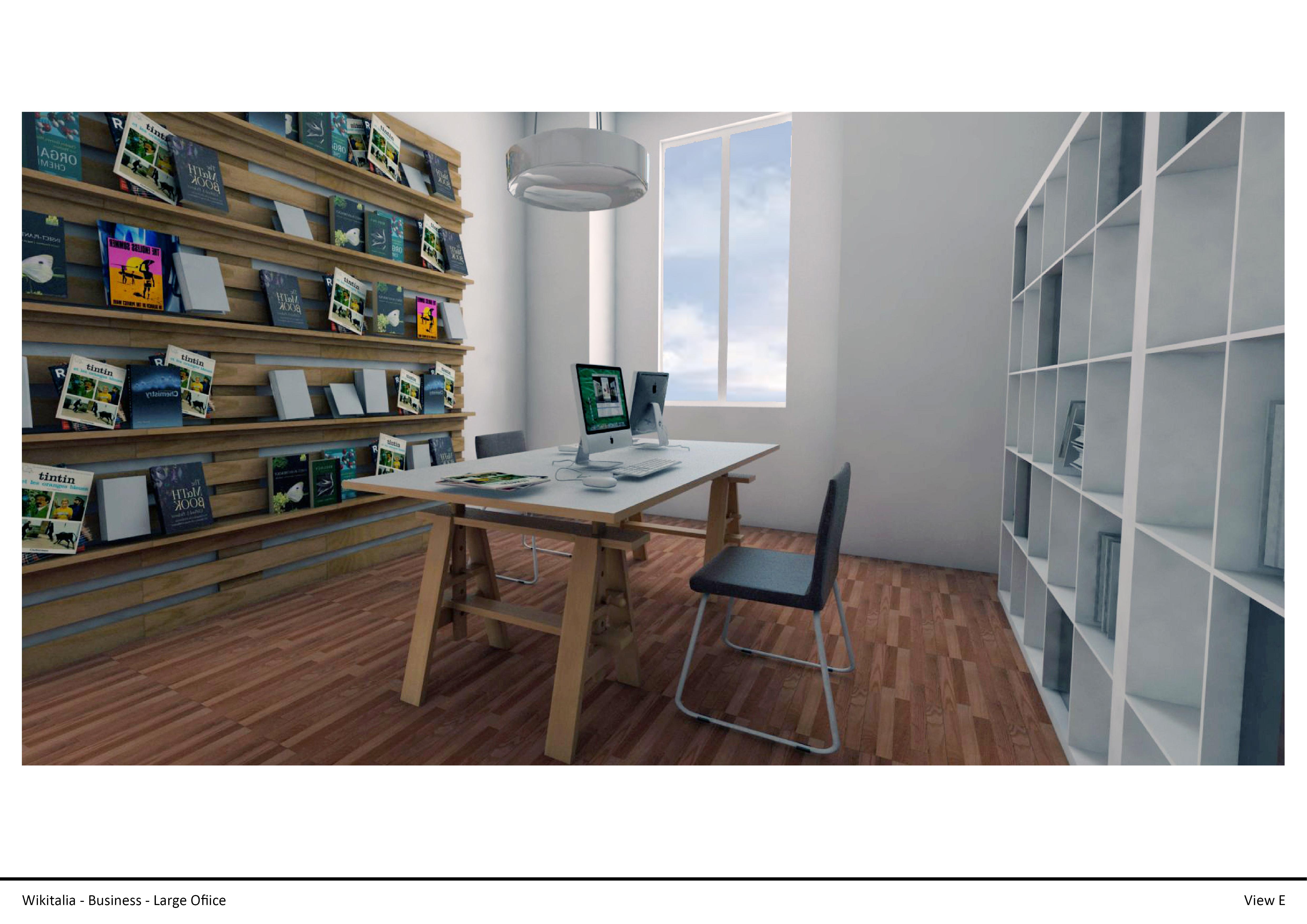 Idee Per Rinnovare L Ufficio : 20 modi per cambiare volto ad un ufficio e trasformarlo in uno